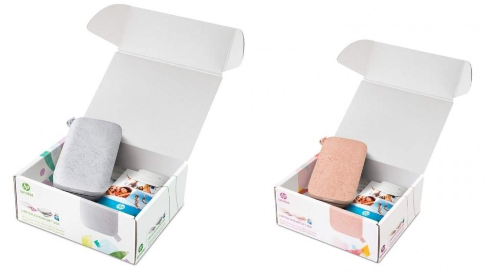 HP Sprocket 200 Photo Printer Limited Edition Gift Box