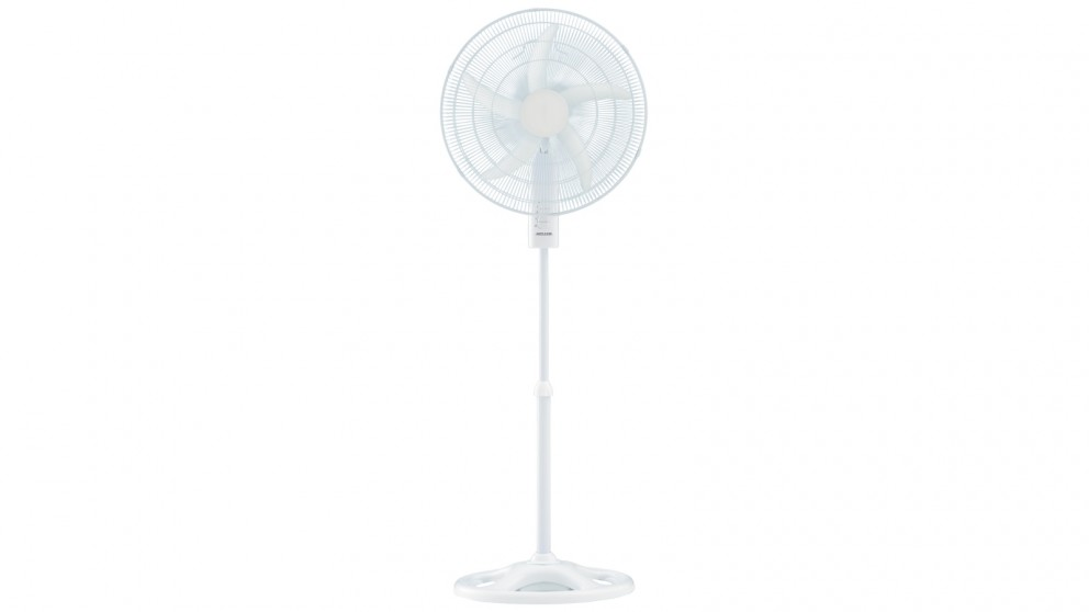 Heller 50cm Pedestal Fan with Banana Blades