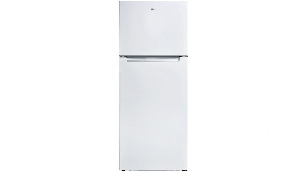 buy haier 457l top mount fridge white harvey norman au. Black Bedroom Furniture Sets. Home Design Ideas