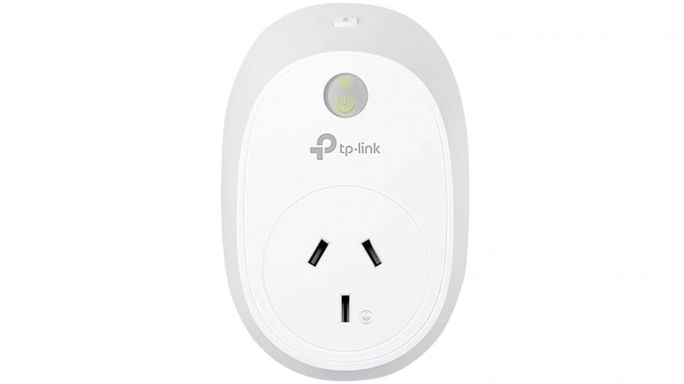 TP-Link Smart WiFi Plug with Energy Monitoring