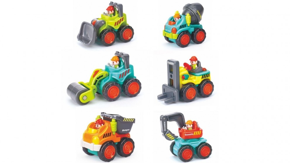 Hola Toys Super Construction Vehicles