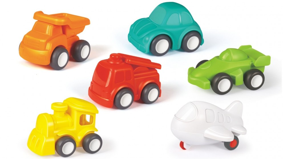 Hola Toys 6 Vehicle Set