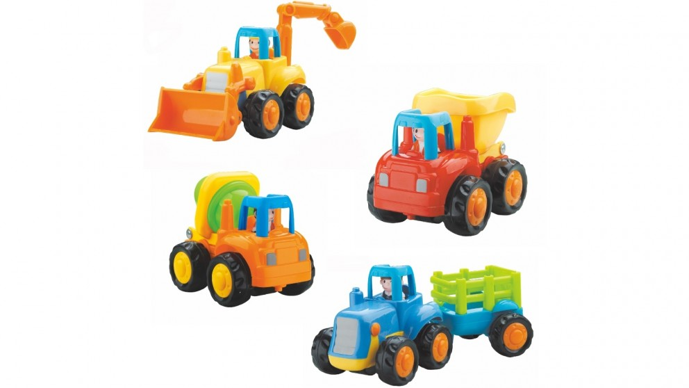 Hola Toys Farm and Country Vehicle Set