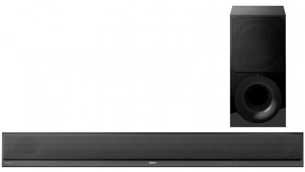 Sony 2.1 Channel 350W Soundbar with Wireless Subwoofer - Soundbars ...