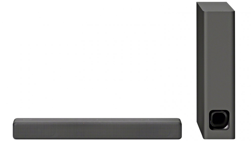 Sony 2.1-Channel Ultra Compact Soundbar with Wireless Subwoofer