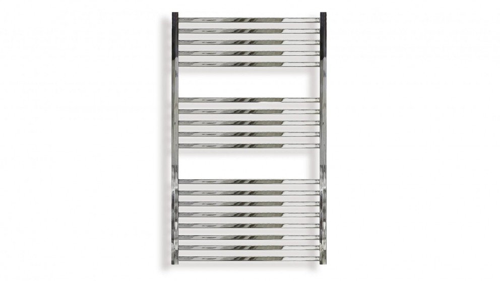 Forme Tranquillity Premium Wide Square 1150x700 18 Bar Heated Towel Rail
