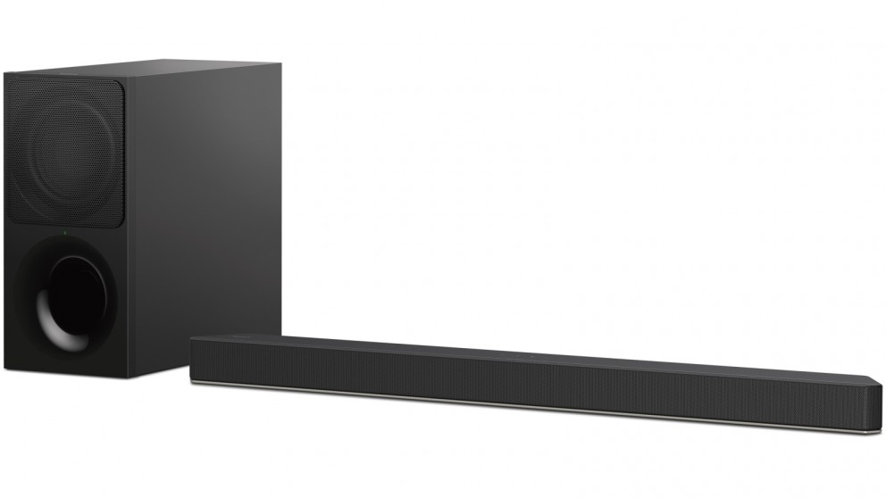 Sony 2 1 Channel Dolby Atmos Soundbar with Wireless Subwoofer