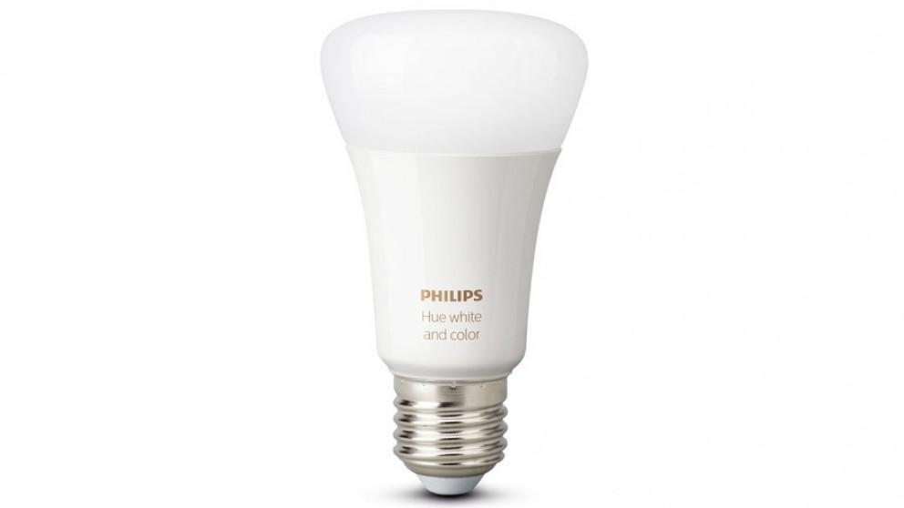 Philips Hue 10W E27 Color Bulb with Bluetooth