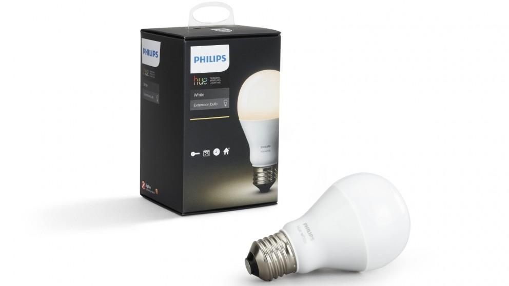 Philips Hue White 9.5W E27 Extension LED Light Bulb