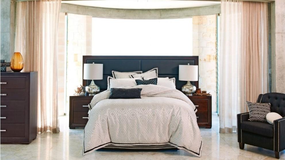 Hunter 3 Piece Extended King Bedroom Suite
