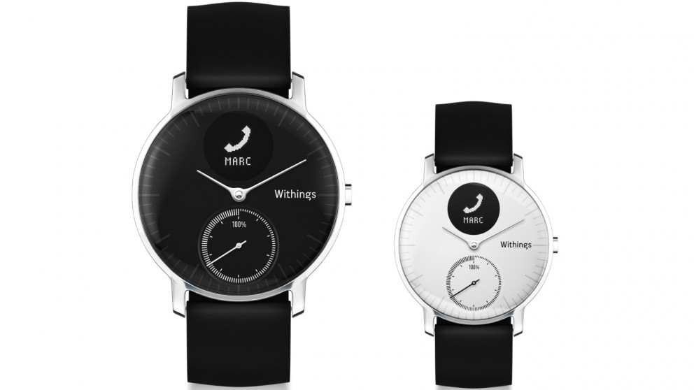 Withings Steel HR 36mm Hybrid Smart Watch