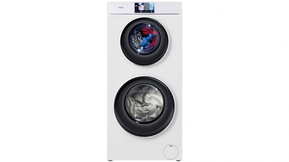 Haier 8kg + 4kg TwinTasker Front Load Washing Machine