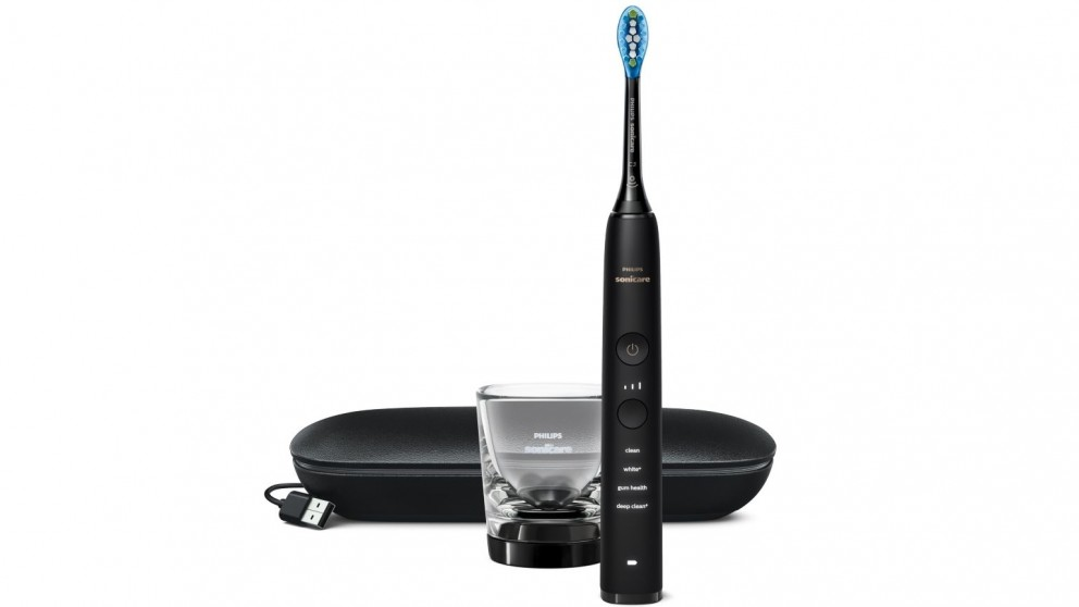 Philips Sonicare DiamondClean 9000 Electric Toothbrush - Black