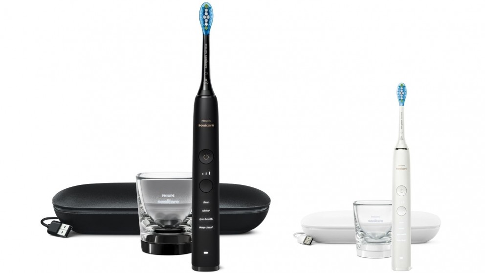 Philips Sonicare DiamondClean 9000 Connected Electric Toothbrush