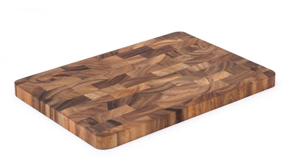Wild Wood Avoca Large End Grain Board