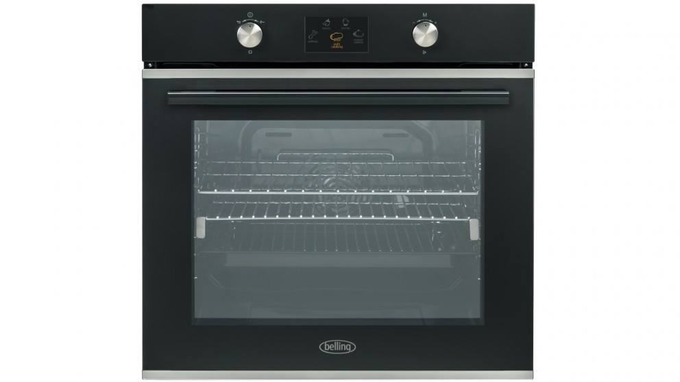 Belling 600mm Ready Cook Multi-Function Oven - Black