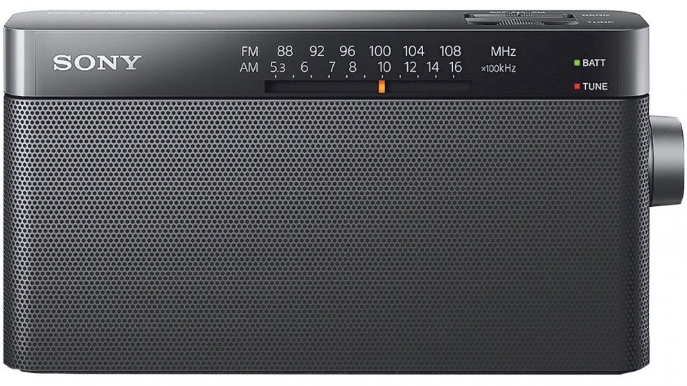 Sony Portable AM/FM Transistor Radio