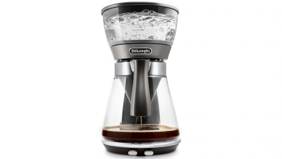 DeLonghi Clessidra Drip Coffee Maker