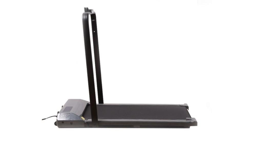 Centra Foldable Electric Treadmill - Grey