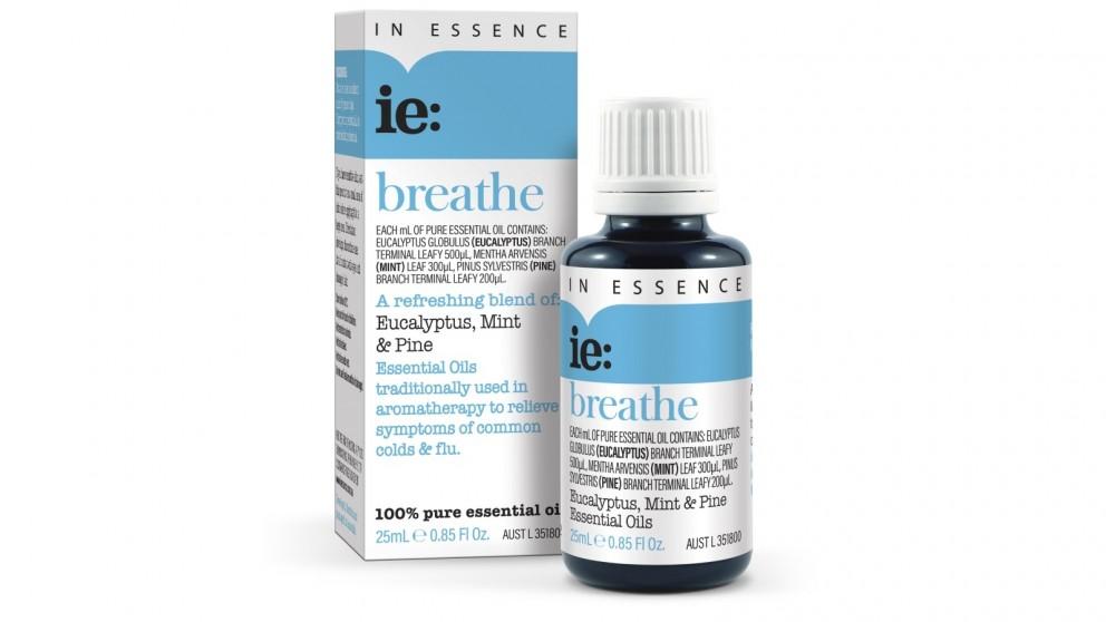 In Essence 25ml Breathe Oil Blend