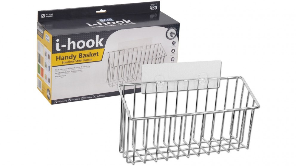 White Magic i-hook Handy Basket