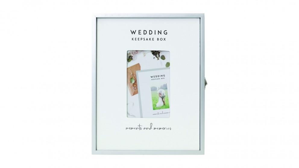 Splosh Wedding Keepsake Box