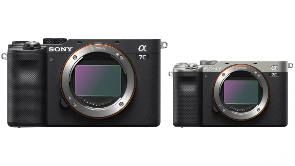 Sony Alpha 7C Mirrorless Camera Body Only