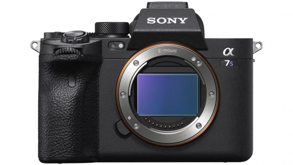Sony Alpha 7S III Mirrorless Camera Body