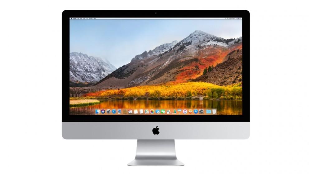 buy apple 27 imac 3 4ghz i5 with 5k retina display harvey norman au