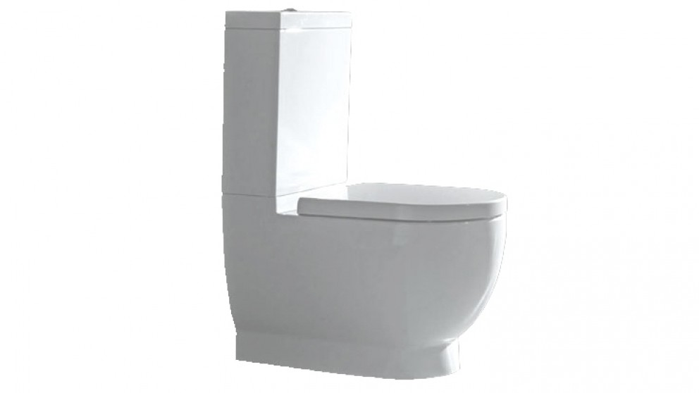 Parisi Deco Ambulant Easyclean Back to Wall Toilet