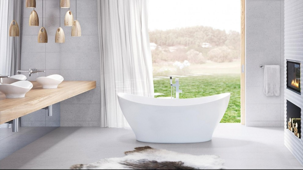 Caroma Cupid 1700mm Freestanding Bath