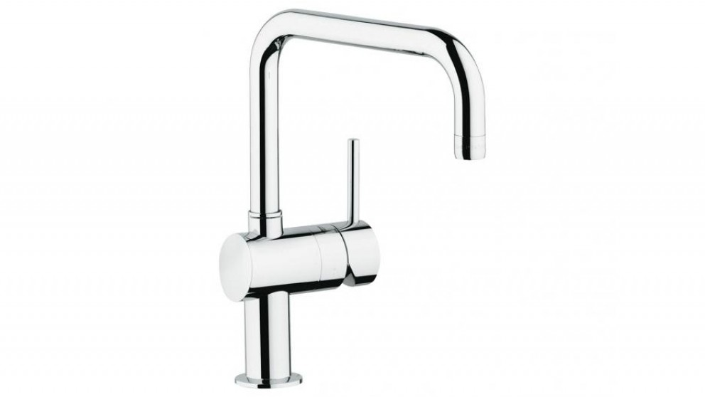 Buy Grohe Minta Square Line Sink Mixer | Harvey Norman AU