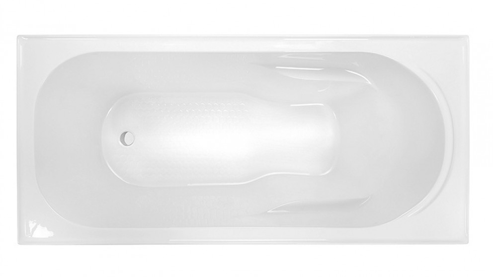 Decina Prato 1650mm Ripple Base Bath