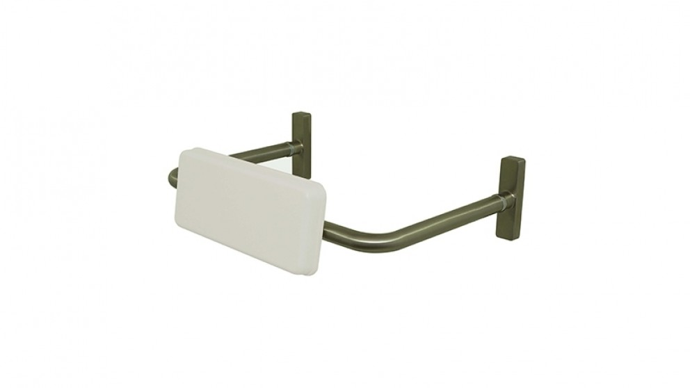 Parisi Envy Backrest with Stainless Steel Rail