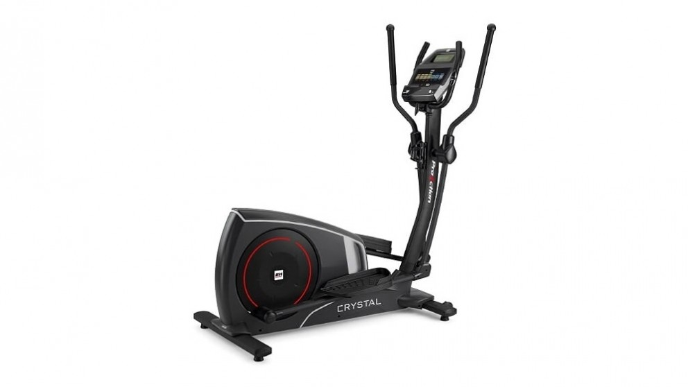 BH Fitness Crystal 2.0 Program Elliptical