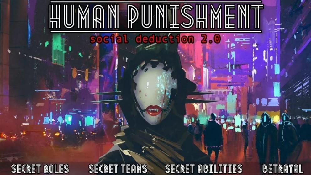 Human Punishment Social Deduction 2.0