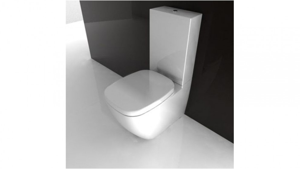 Parisi Dial Wall Faced Toilet Suite