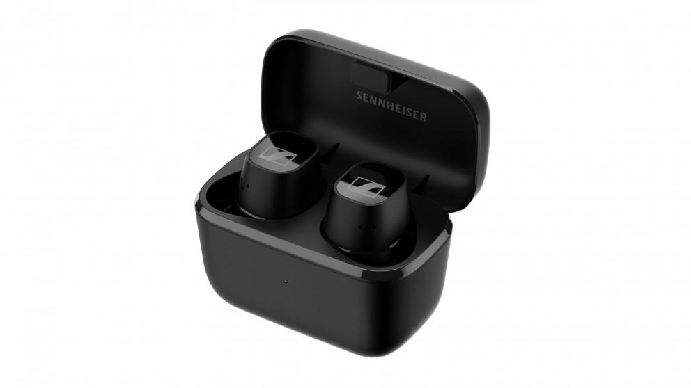 Sennheiser CX Plus True Wireless Headphones - Black