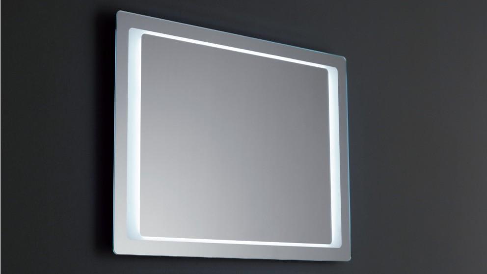Buy arcisan crystal 90x70cm mirror harvey norman au for Harvey windows price list