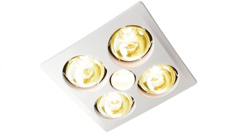 IXL Tastic Premium Sensation Bathroom Heat, Fan And Light