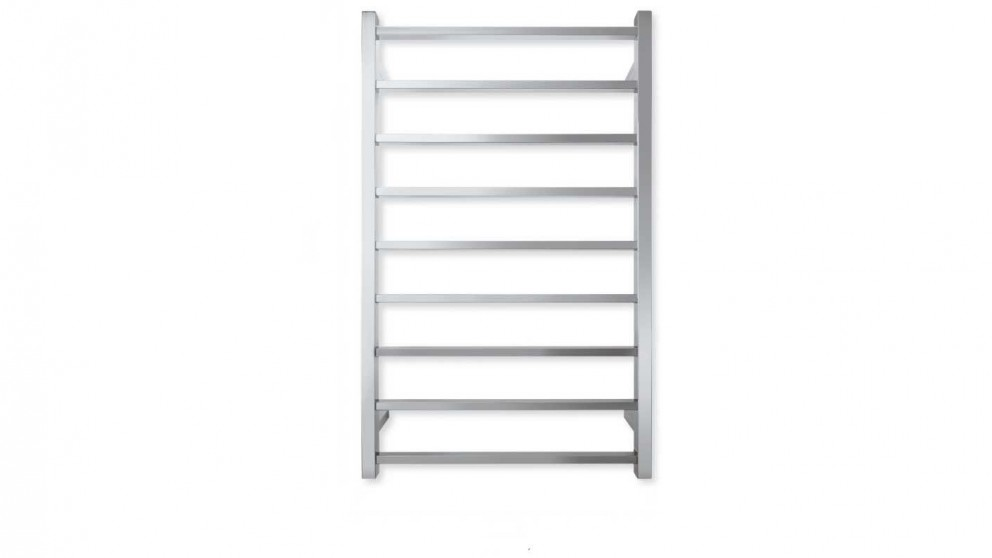 Forme Staten 9 Bar Square Heated Towel Rail