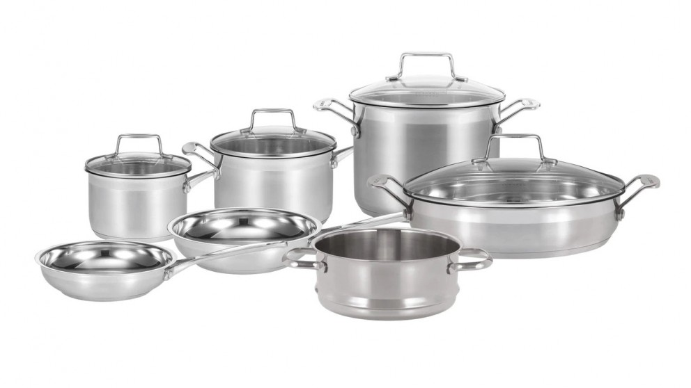 Scanpan Impact 7-Piece Cookware Set