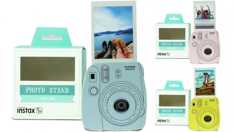 Instax Mini Camera-Shaped Photo Stand