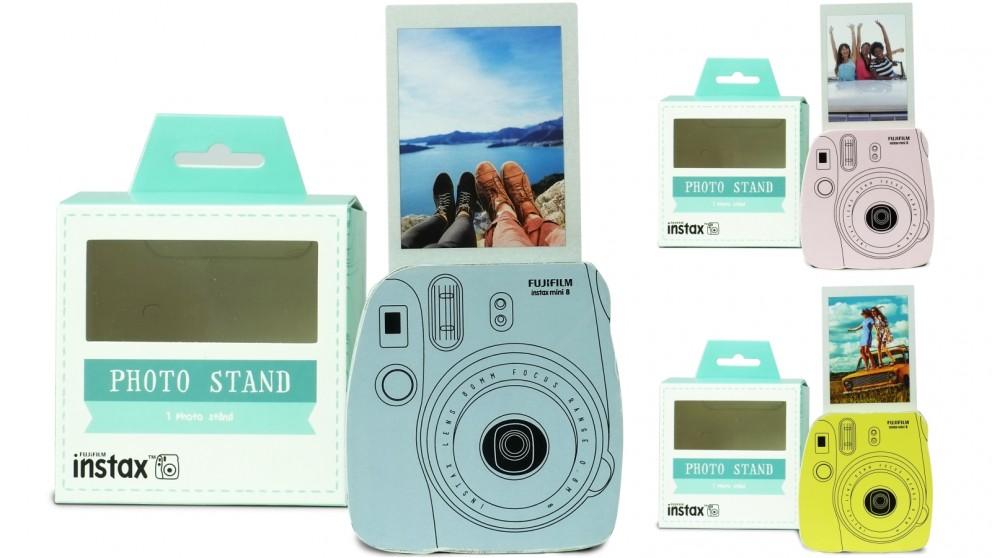 Instax Mini Camera-Shaped Photo Stand