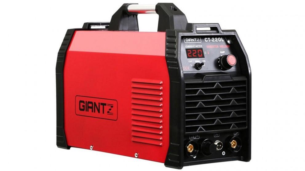Giantz Plasma Cutter TIG GAS IGBT DC