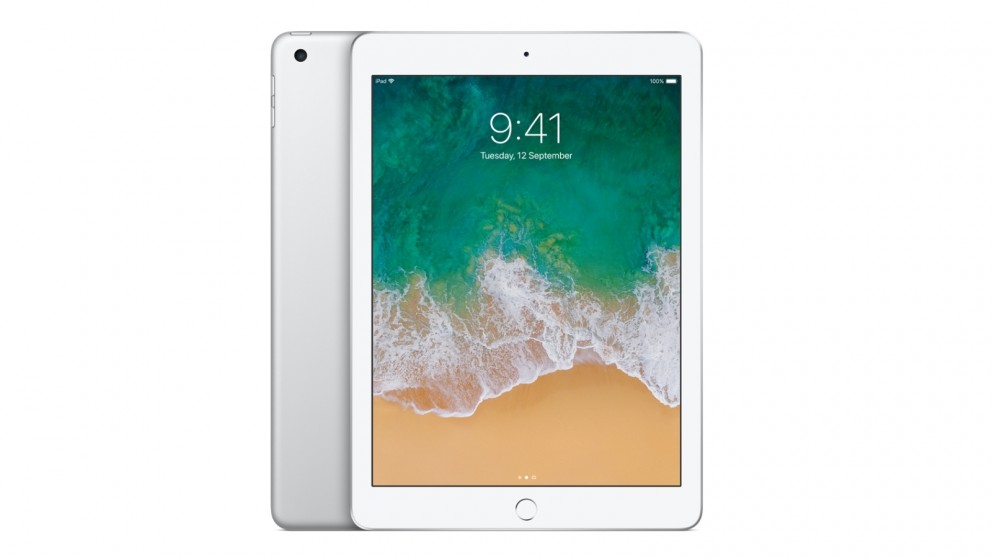 Buy Apple Ipad Wi Fi 128gb Silver Harvey Norman Au