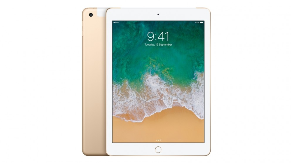Apple iPad Wi-Fi Cellular 32GB - Gold