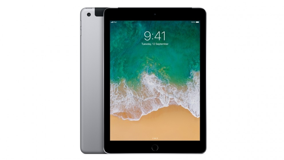 Apple iPad Wi-Fi Cellular 128GB - Space Grey