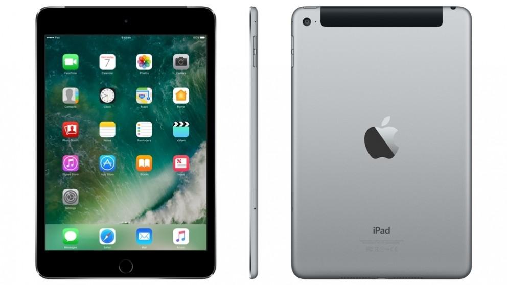 Apple Ipad Mini 4 Wi Fi Cellular 128gb Space Grey