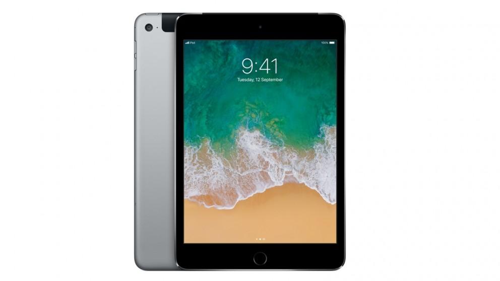 Apple iPad mini 4 Wi-Fi Cellular 128GB - Space Grey